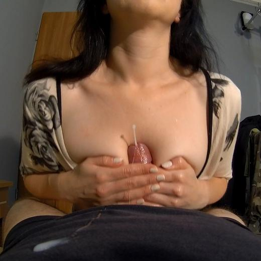 Maya Shows Her Titty Fuck Skills
