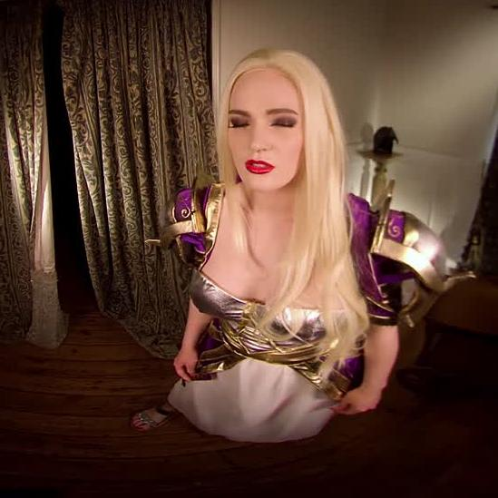 Fuck Jaina In This WOW VR Porn Cosplay Fantasy