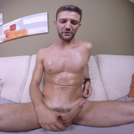Gay VR Masturbation with Nathan Raider