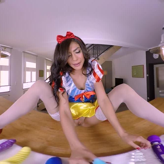 snow white porno