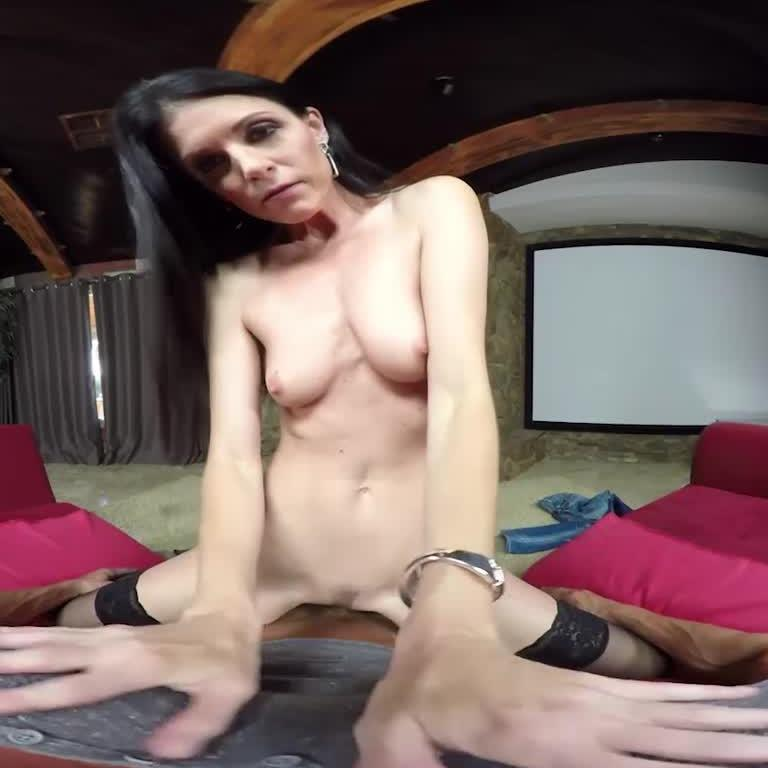 MILF VR Casual Sex