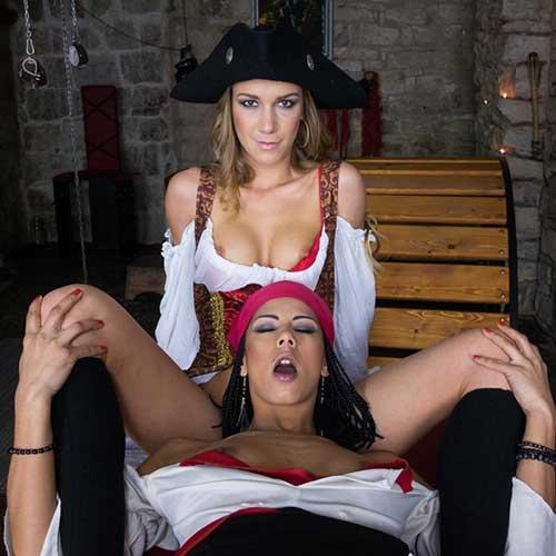 Πειρατές το πορνό