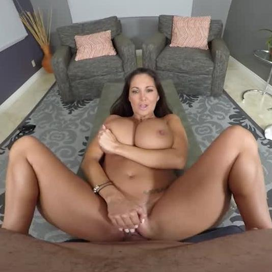 Busty MILF Gets The D