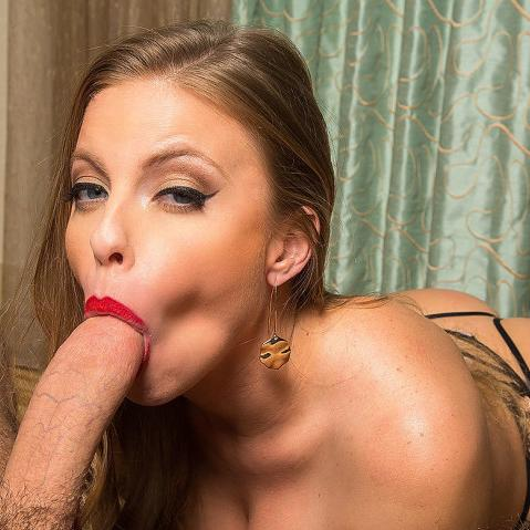 Big Tit Blonde Britney Amber Loves To Feel a Good Creampie