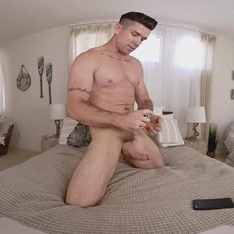 Ducati Trenton Does An Anal Solo